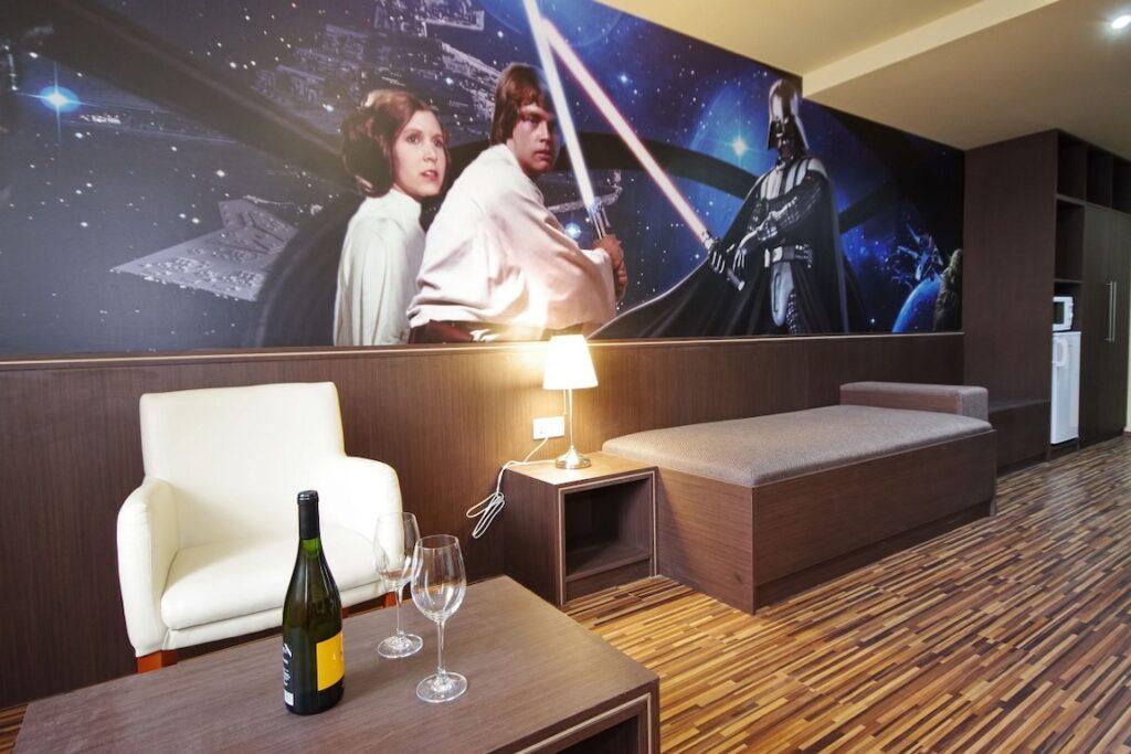 Star Wars Corvin Apartman
